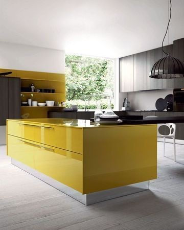 jaune,couleurs,salon